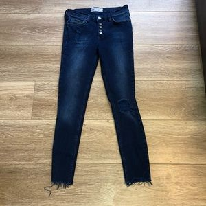 Free People Reagan Jeans